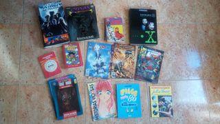 Lote 30 comics (num 3)