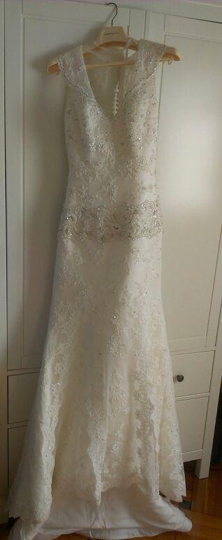 vestido de novia cortos de segunda mano en la provincia de cantabria