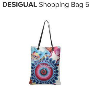 Bolso Marca DESIGUAL Shopping Bag 5