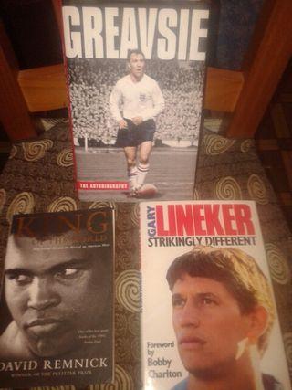libros deportes ingles
