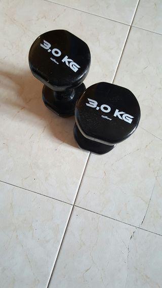 pesas 3kg