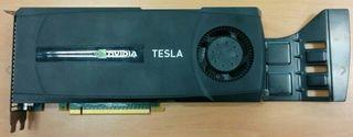 Tarjeta gráfica NVIDIA Tesla C2050 3GB GDDR5 1 DVI