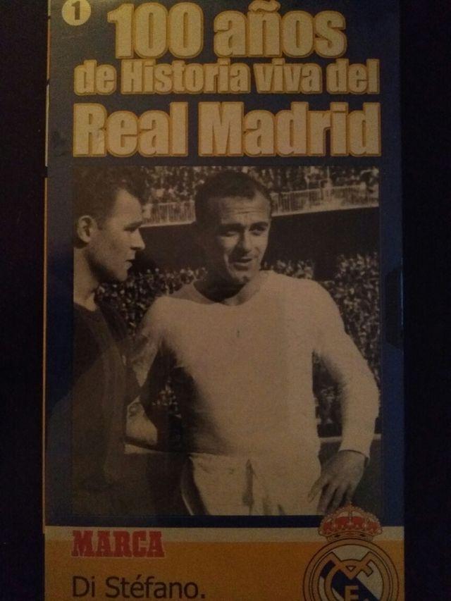 Coleccion futbol. VHS.