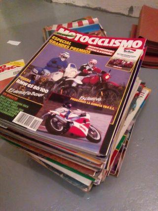 Lote revistas Motociclismo.