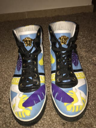 Versace collection shoes