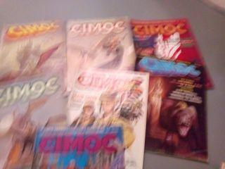 Comic Cimoc.