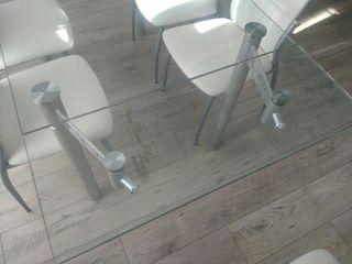 Mesa comedor + 6 sillas