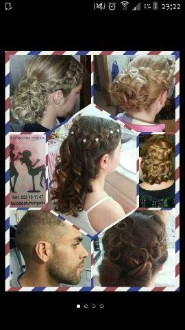 servicio de peluqueria etc