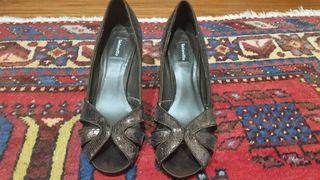 Zapatos fiesta nuevos t.37