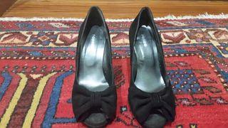 Zapatos serraje nuevos t.37