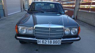 Mercedes-benz 300D 1979 automático histórico