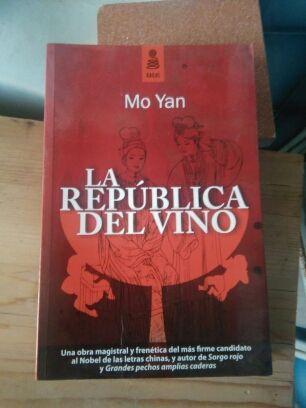 La República del vino mao yon