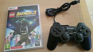 Jugo Lego Batman 3 para PC màs mando USB