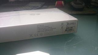 teclado Apple inalámbrico,sin abrir. comprado EEUU