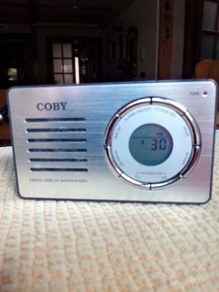 radio portatil Coby