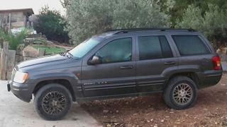 jeep gran cherokke 2.7 crd limited