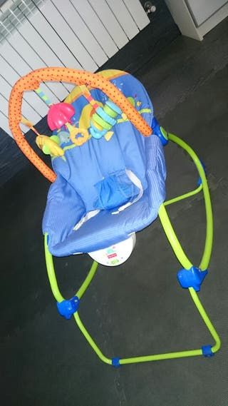 Silla balancin para bebes