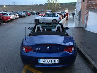 BMW Z4 2.0 150 cv Cabrio Descapotable