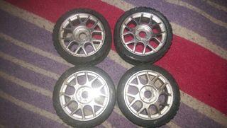 ruedas tuning para rc 1:8