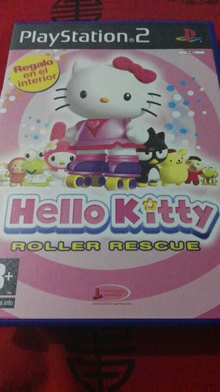 juego ps2 HELLO KITTY
