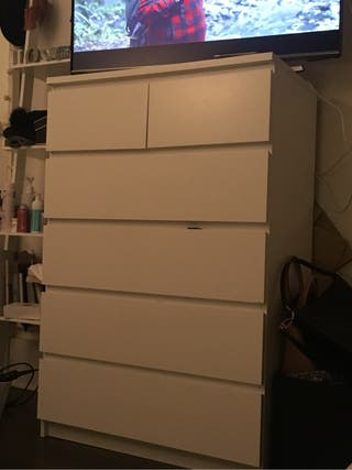 FREE Ikea chest of drawer KULLEN £80 at shop
