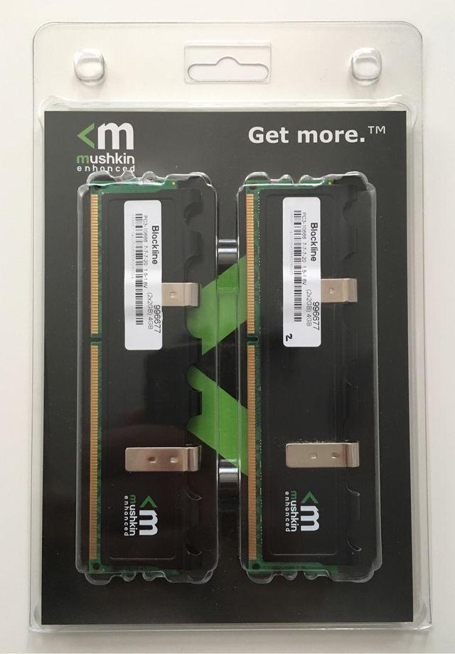 Memoria RAM 4gb DDR3 1333 PC3-10666