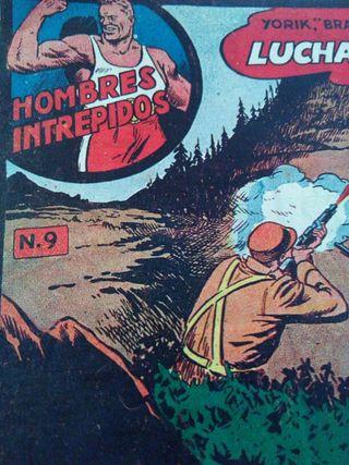 comic antiguo años 50