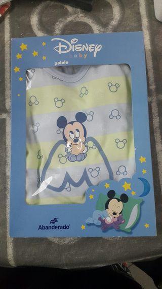Pelele/body bebe Disney