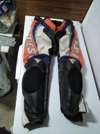 pantalon mono de moto talla 52
