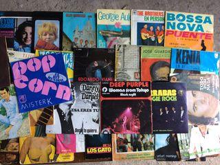 Coleccion de LPs de los 70