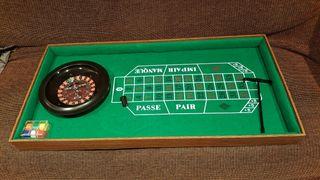 juego ruleta casino portatil