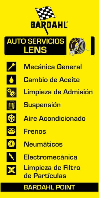 Distribucions,neumaticos,limpezas de admision,baterias..