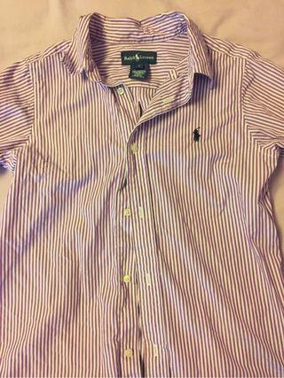 Camisa ralph laurent niño