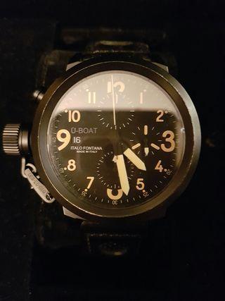 Uboat flightdeck cronograph