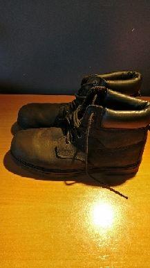 Botas negras talla 44