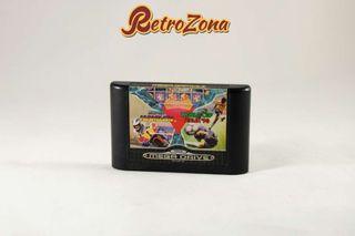 Mega Games I [1992] MD