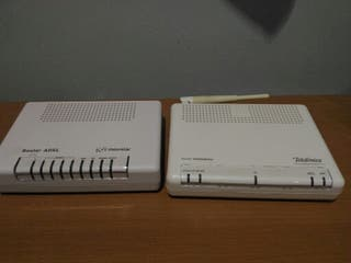 2 Routers Movistar