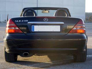 coche Mercedes-benz Clase slk 2003