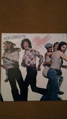 Chicago - Hot Streets LP