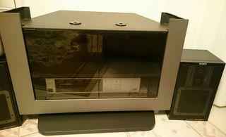mueble tv Sony original