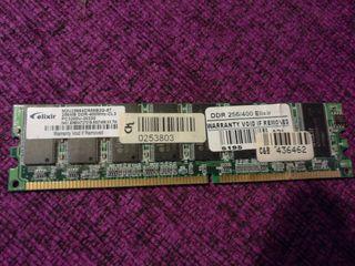 Memoria RAM ddr400