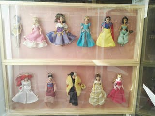 Muñecas princesas Disney porcelana.PlanetaAgostini