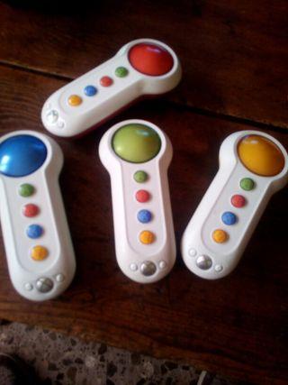 Videojuego mandos para jugar a la Xbox 360