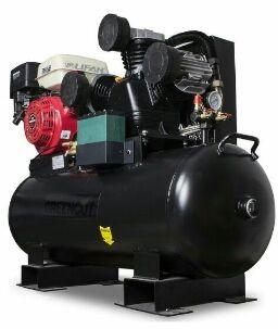 Compresor autónomo con depósito 150l