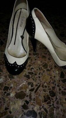 Zapatos tacón berska