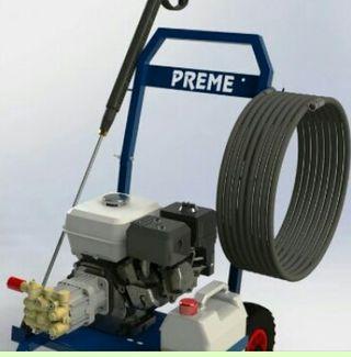 Hidrolimpiadora autónoma gasolina