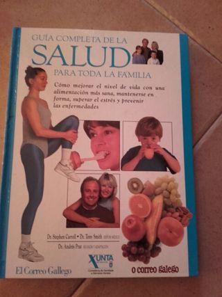 Libro guía de salud