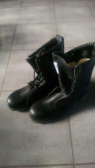 botas militares 47
