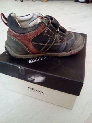 Zapatos bebé número 23