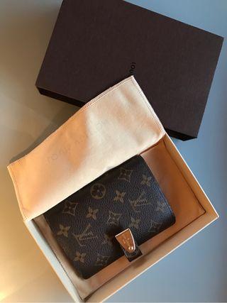 Agenda Louis Vuitton auténtica